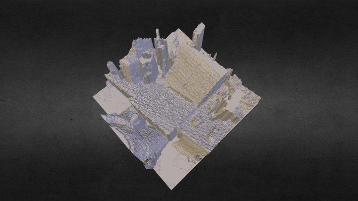 Terrain 005 3D Model