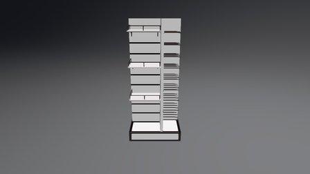 Display Stand.FBX 3D Model