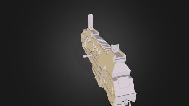 LowForAmbientToZbrush 3D Model