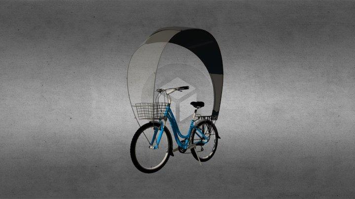 Kaps - Keep riding 3D Model