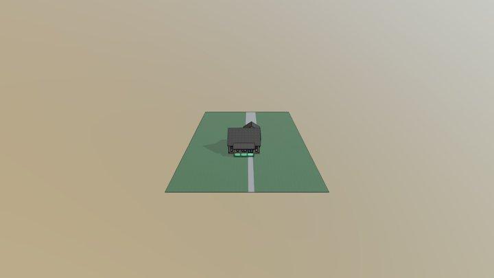 Dogwood Test 3D Model