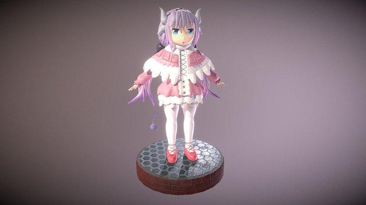 Kanna 3D Model