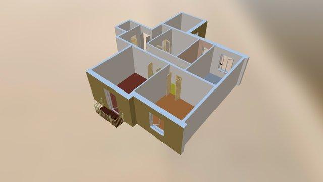 Trento 3D Model