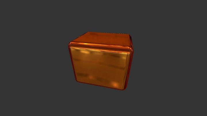 Würfel test 3D Model