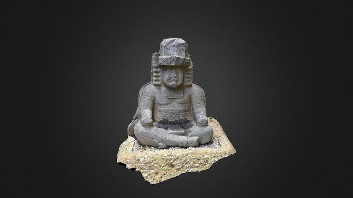La Venta Statue