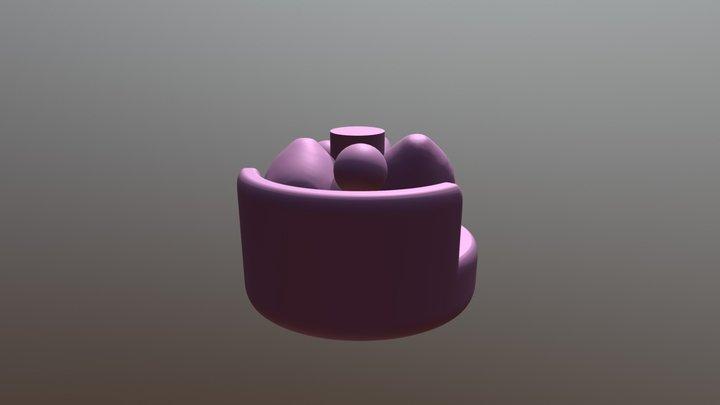 Brutas 80cm 3D Model