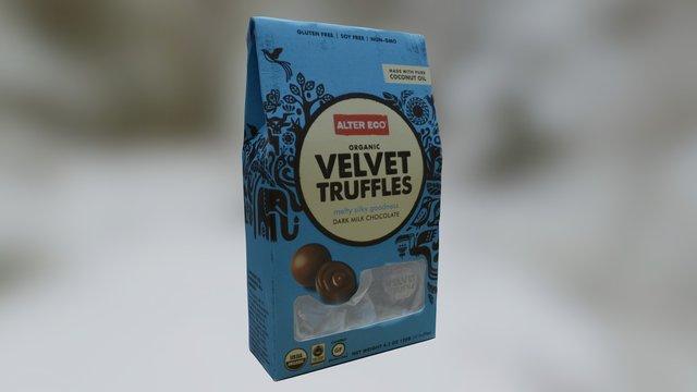 Alter Eco Velvet Truffles 3D Model