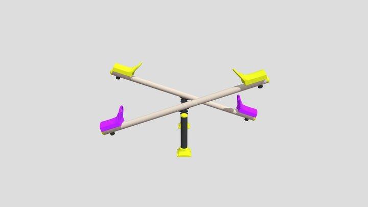 GE310 3D Model