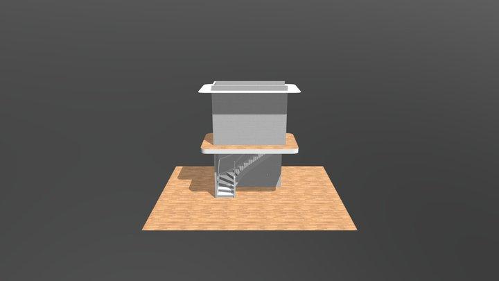109020 3D Model