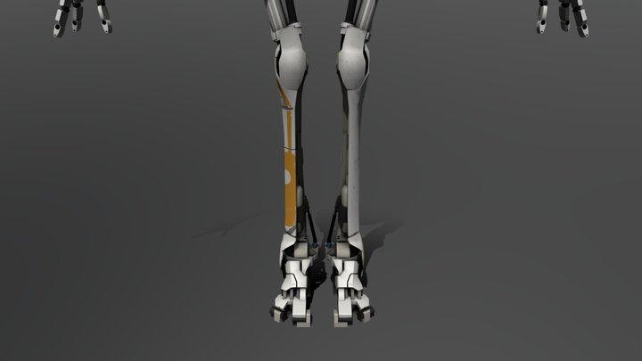Eggbot 3D Model