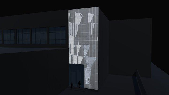 HS_mockup_v01c_001 3D Model