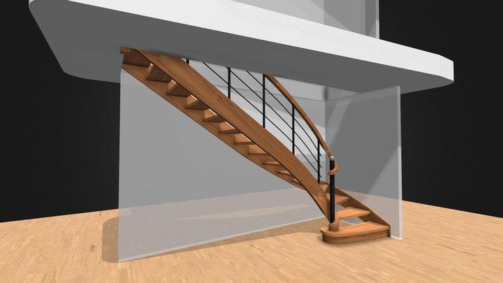 LANNION v2 3D Model