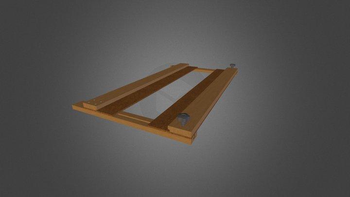 Dado Jig 3D Model