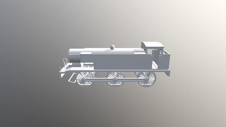 E2 class 3D Model