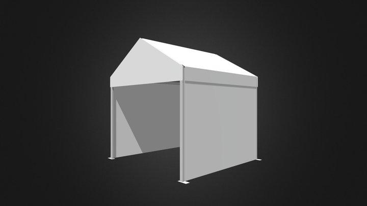 10-X 3D Model