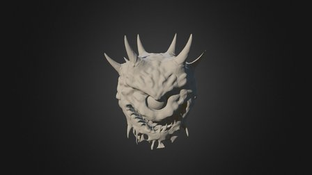 Matt Bey, Cacodemon 3D Model