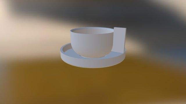 Malevich Tea 3D Model