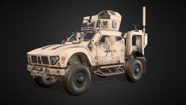 Oshkosh M-ATV 2 3D Model