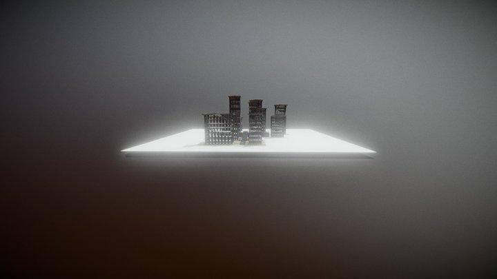 Los Angeles2029 3D Model