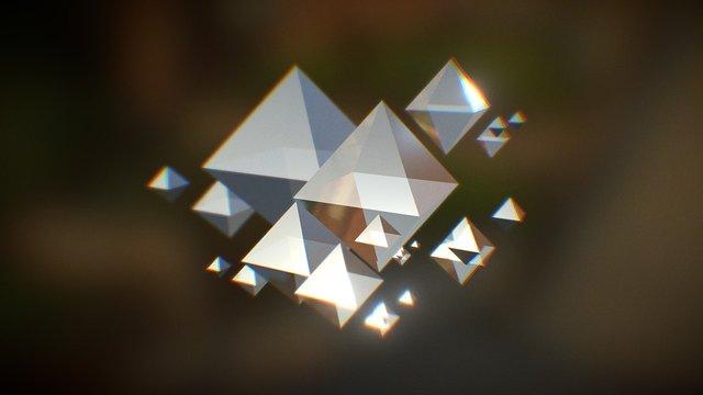 refraction dream 3D Model