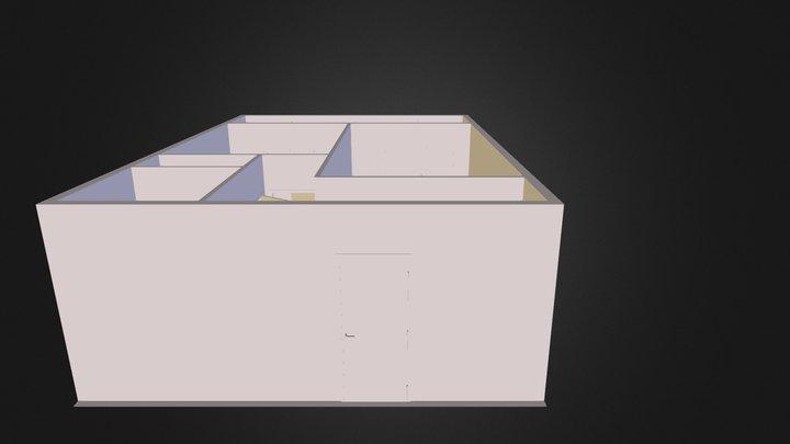Б1 3D Model