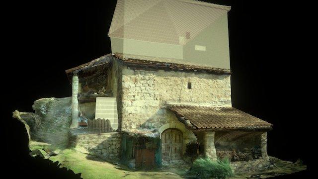The Mill of Eritna 3D Model