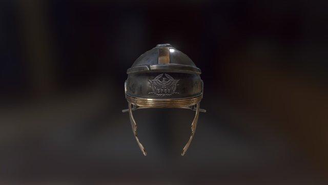 Imperial Galea 3D Model