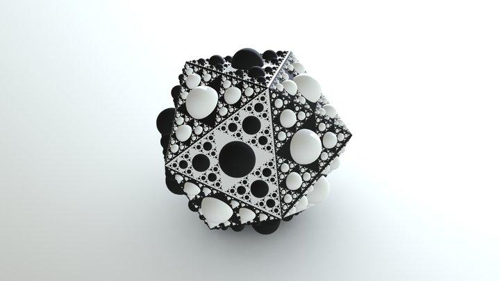 ICOSAHEDRON I 3D Model