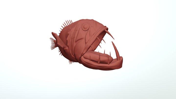 1 Deep Sea 3D Model