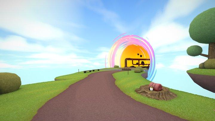 FiveSkies (VRChat) 3D Model