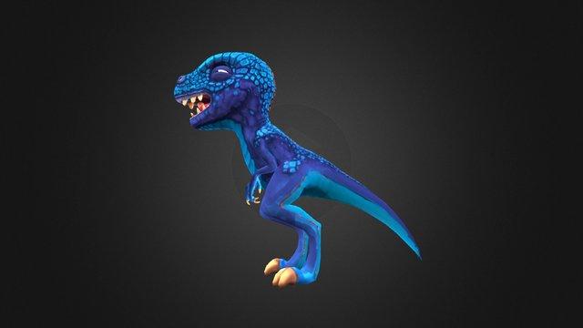 raptor_Wip2 3D Model