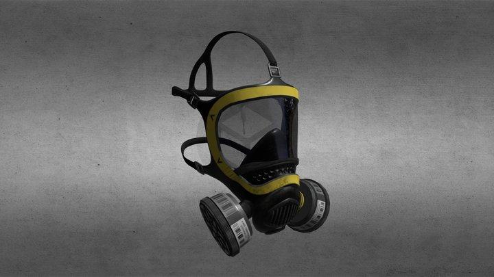 Respirator 3D Model
