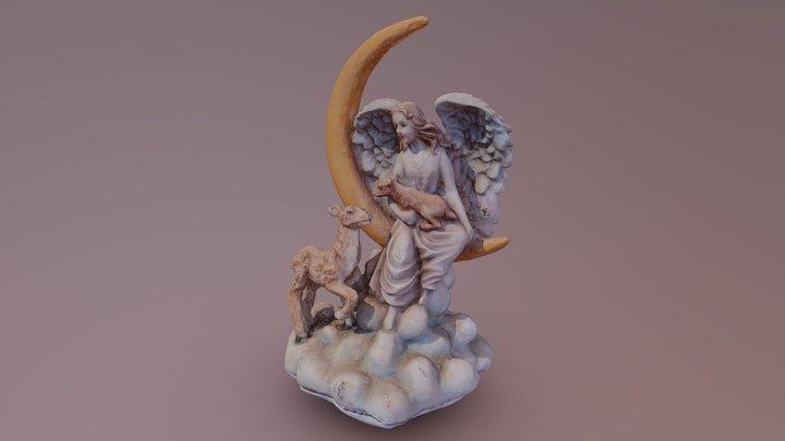 Angel [16th June 2020] 3D Model