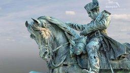 Bronze Statue of Napoleon in Cherbourg 3D Model