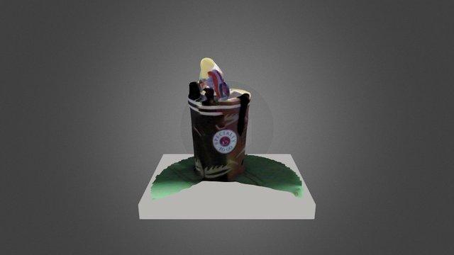 Stakan 2 3D Model