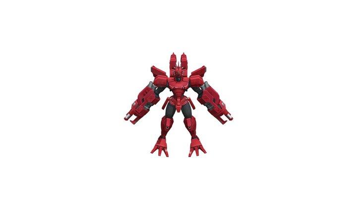 Digimon 3D Model