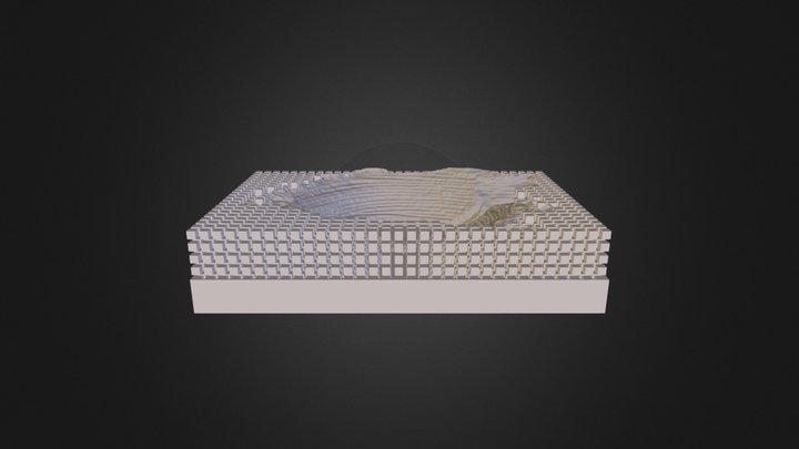 Mina Rio Tinto 3D Model