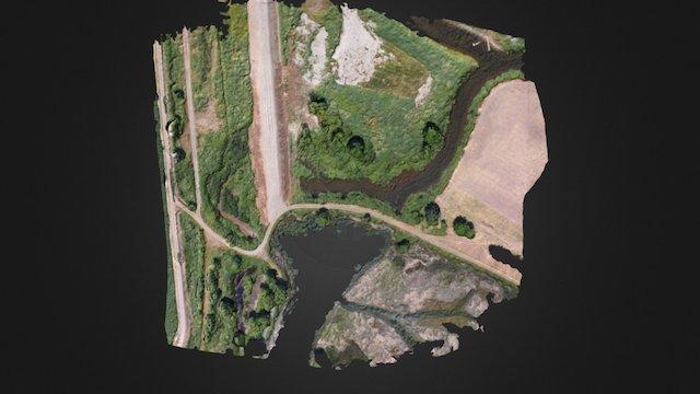 Qwuloolt Restoration Site 3D Model