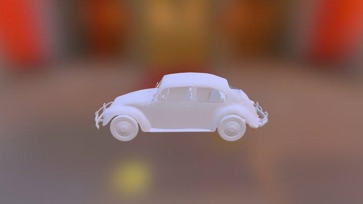 Beetle 1300 3D Model