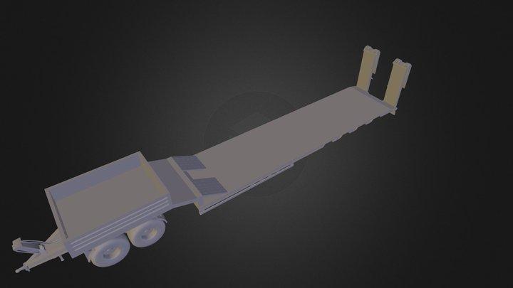 Goldhofer 3D Model
