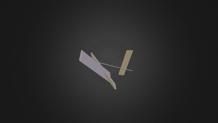Untitled Sculpture 3D Model