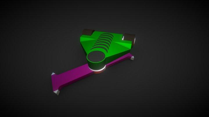 Lightwire 3D Model