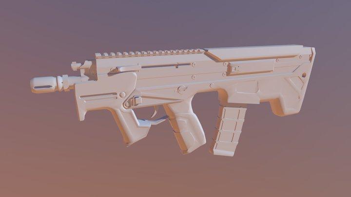 DT MDR 3D Model