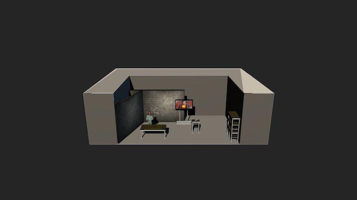 GRUBERS UNVERSIUM 3D Model