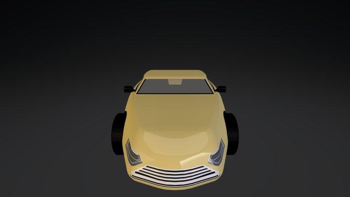 FRIIGANNI 3D Model