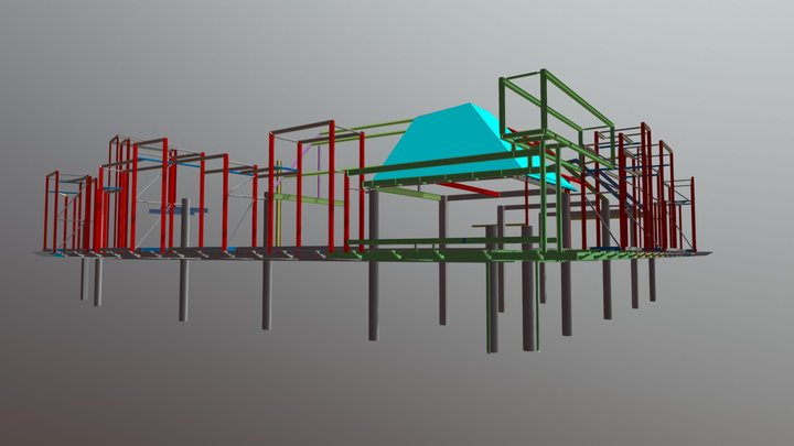 18031 3D Model