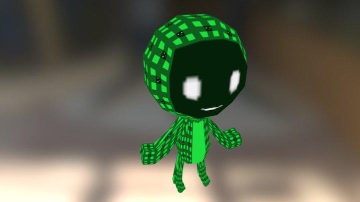 mini character (test upload) 3D Model