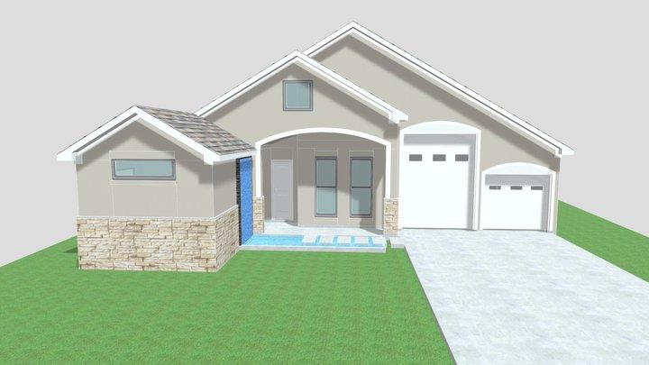 212 Blue Hill 3D Model