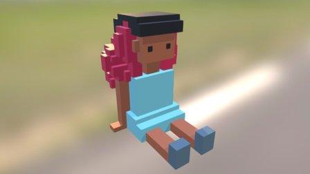 Lil Mel 3D Model