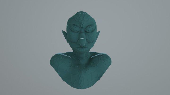 De otro mundo ! 3D Model
